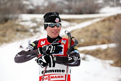 2011-12 Nordic Team  Billy Demong Photo: Sarah Brunson/U.S. Ski Team