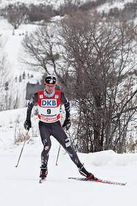 2011-12 Nordic Team  Bryan Fletcher Photo: Sarah Brunson/U.S. Ski Team
