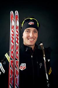 Michael Ward 2013-14 U.S. Nordic Combined Ski Team Photo: Sarah Brunson/U.S. Ski Team