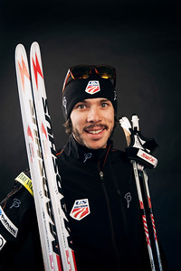 Brett Denney 2013-14 U.S. Nordic Combined Ski Team Photo: Sarah Brunson/U.S. Ski Team