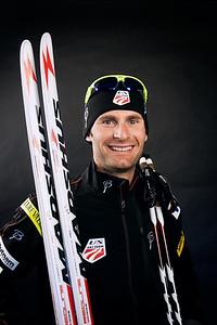 Bryan Fletcher 2013-14 U.S. Nordic Combined Ski Team Photo: Sarah Brunson/U.S. Ski Team