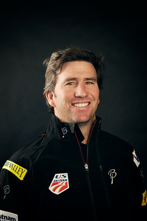 2013-14 U.S. Nordic Combined Ski Team Headshots & Team photo