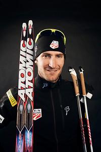Taylor Fletcher 2013-14 U.S. Nordic Combined Ski Team Photo: Sarah Brunson/U.S. Ski Team