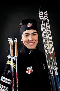Nick Hendrickson 2013-14 U.S. Nordic Combined Ski Team Photo: Sarah Brunson/U.S. Ski Team