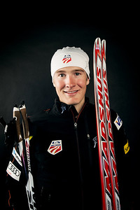 Adam Loomis 2013-14 U.S. Nordic Combined Ski Team Photo: Sarah Brunson/U.S. Ski Team