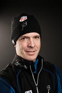 Marc Noelke 2013-14 U.S. Nordic Combined Ski Team Photo: Sarah Brunson/U.S. Ski Team