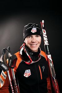 Billy Demong 2013-14 U.S. Nordic Combined Ski Team Photo: Sarah Brunson/U.S. Ski Team