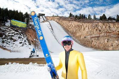 Utah Olympic Park - Billy Demong