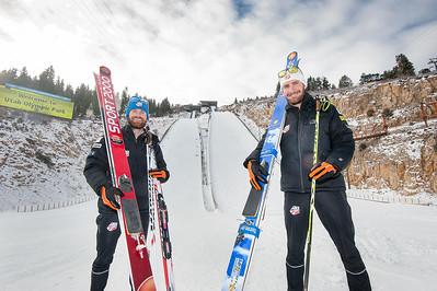 2015-16 U.S. Nordic Combined Ski Team