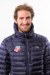 Taylor Fletcher 2015-16 U.S. Nordic Combined Ski Team Photo © Lincoln Benedict/L.L. Bean