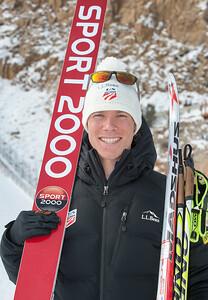 Ben Berend, Nordic Combined