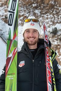 Michael Ward, Nordic Combined