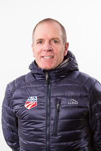 Greg Poirier, coach 2015-16 U.S. Nordic Combined Ski Team Photo © Lincoln Benedict/L.L. Bean