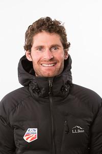 Bryan Fletcher 2015-16 U.S. Nordic Combined Ski Team Photo © Lincoln Benedict/L.L. Bean