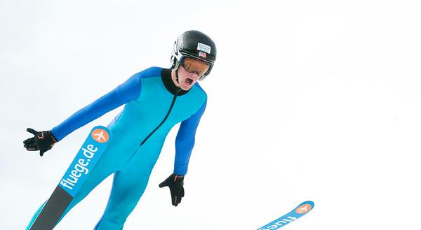Jump Training at Utah Olympic Park