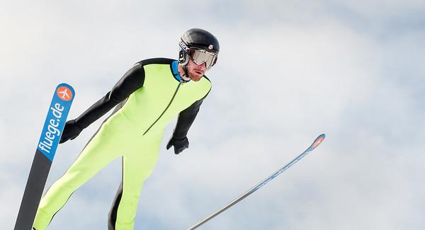 Taylor Fletcher - Jump Training at Utah Olympic Park