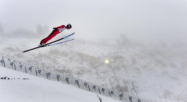 Jasper Good - Nordic Combined Continental Cup Jump