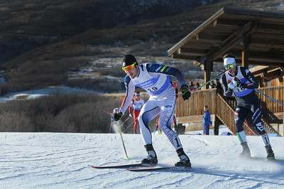 Taylor Fletcher - FIS Nordic Combined World Cup - Soldier Hollow