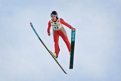 Lindsey Van 2013 U.S. Ski Jumping Championships at the Utah Olympic Park in Park City, UT. Photo: Sarah Brunson/U.S. Ski Team