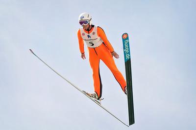 Alissa Johnson 2013 U.S. Ski Jumping Championships at the Utah Olympic Park in Park City, UT. Photo: Sarah Brunson/U.S. Ski Team