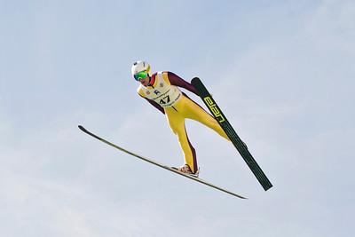 Bryan Fletcher 2013 U.S. Ski Jumping Championships at the Utah Olympic Park in Park City, UT. Photo: Sarah Brunson/U.S. Ski Team