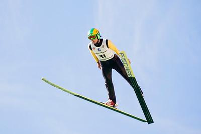Christian Friberg 2013 U.S. Ski Jumping Championships at the Utah Olympic Park in Park City, UT. Photo: Sarah Brunson/U.S. Ski Team