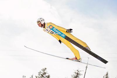 Billy Demong 2013 U.S. Ski Jumping Championships at the Utah Olympic Park in Park City, UT. Photo: Sarah Brunson/U.S. Ski Team