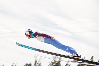 Anders Johnson 2013 U.S. Ski Jumping Championships at the Utah Olympic Park in Park City, UT. Photo: Sarah Brunson/U.S. Ski Team