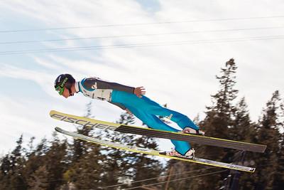 Chris Lamb 2013 U.S. Ski Jumping Championships at the Utah Olympic Park in Park City, UT. Photo: Sarah Brunson/U.S. Ski Team
