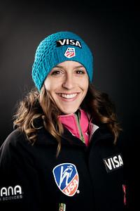 Jessica Jerome 2013-14 U.S. Women's Ski Jumping Team Photo: Sarah Brunson/U.S. Ski Team