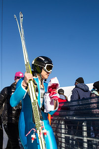 Jessica Jerome 2014 Olympic Trials for Ski Jumping at Utah Olympic Park Ski Jumping Photo: Sarah Brunson/U.S. Ski Team