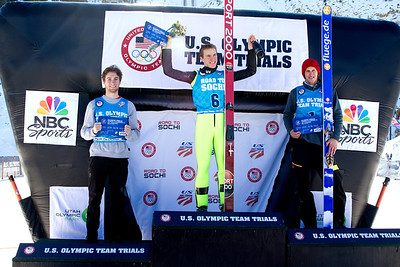 (l-r) Peter Frenette , Nick Fairall and Anders Johnson 2014 Olympic Trials for Ski Jumping at Utah Olympic Park Ski Jumping Photo: Sarah Brunson/U.S. Ski Team