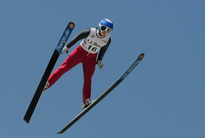 Logan Sankey - L.L.Bean U.S. Ski Jumping Championships