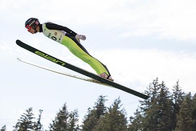2016 L.L. Bean U.S. Ski Jumping Championships at the Utah Olympic Park, Park City, UT HS-134 Photo: U.S. Ski Team