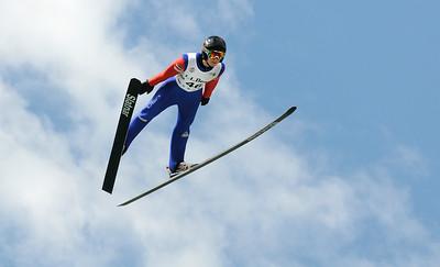 Casey Larson L.L.Bean U.S. Ski Jumping Championships