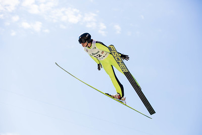 Jessica Jerome 2016 L.L. Bean U.S. Ski Jumping Championships at the Utah Olympic Park, Park City, UT HS-134 Photo: U.S. Ski Team