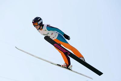 Nat Bodnarchuck 2016 L.L. Bean U.S. Ski Jumping Championships at the Utah Olympic Park, Park City, UT HS-134 Photo: U.S. Ski Team