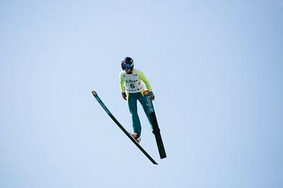 Abigail Strate 2016 L.L. Bean U.S. Ski Jumping Championships at the Utah Olympic Park, Park City, UT HS-134 Photo: U.S. Ski Team