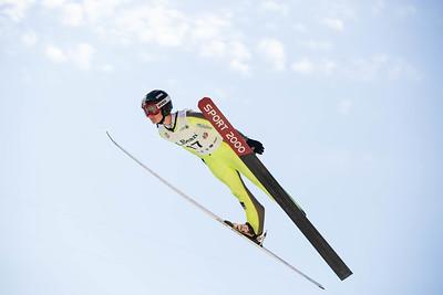 Taylor Henrich 2016 L.L. Bean U.S. Ski Jumping Championships at the Utah Olympic Park, Park City, UT HS-134 Photo: U.S. Ski Team