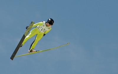 Jessica Jerome - L.L.Bean U.S. Ski Jumping Championships