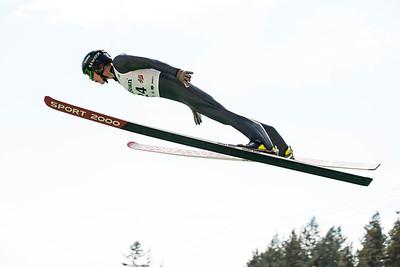 Koby Vargas 2016 L.L. Bean U.S. Ski Jumping Championships at the Utah Olympic Park, Park City, UT HS-134 Photo: U.S. Ski Team