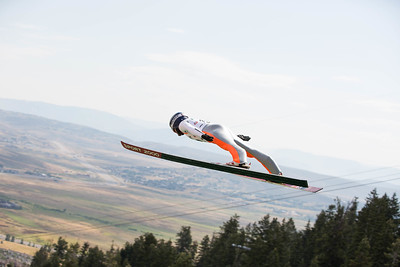 Bryan Fletcher 2016 L.L. Bean U.S. Ski Jumping Championships at the Utah Olympic Park, Park City, UT HS-134 Photo: U.S. Ski Team