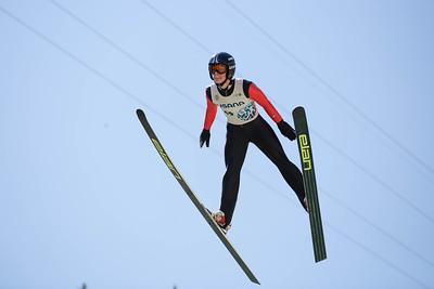 Andrew Urlaub 2016 Springer Tournee at the Utah Olympic Park, Park City, UT. HS-100 Photo: U.S. Ski Team
