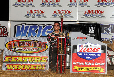 Rico Abreu - Lonnie Wheatley Photo
