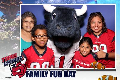 Toros Bravos Family Fun Day - Singles