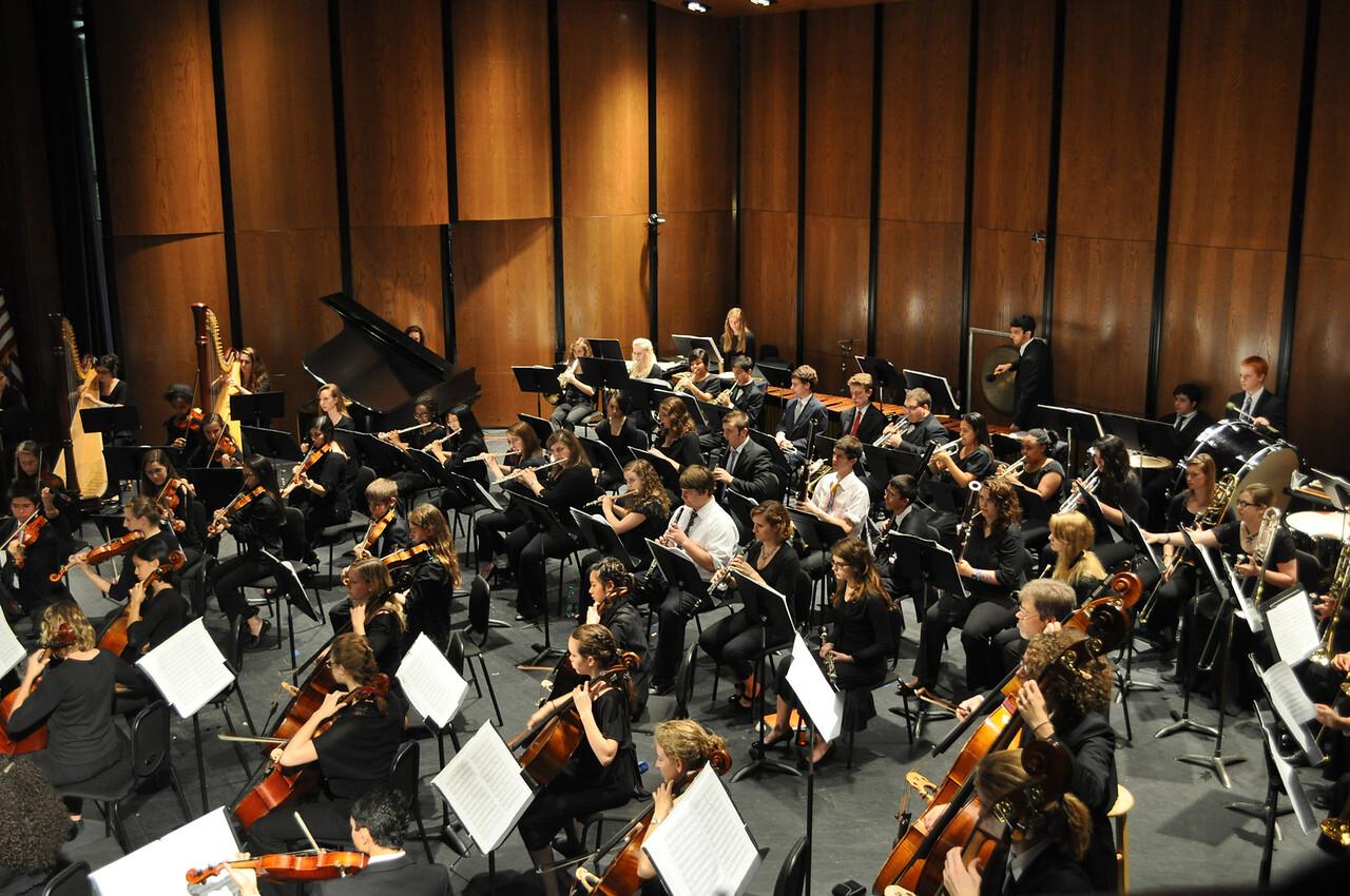 SSMF orchestra
