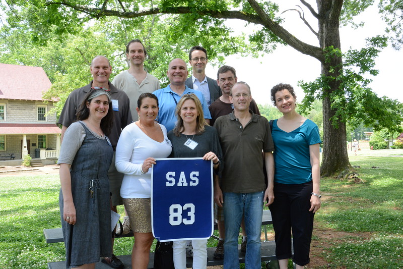 Class of 83 in 2015