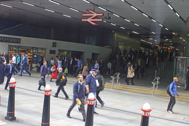 Cannon Street Station, London