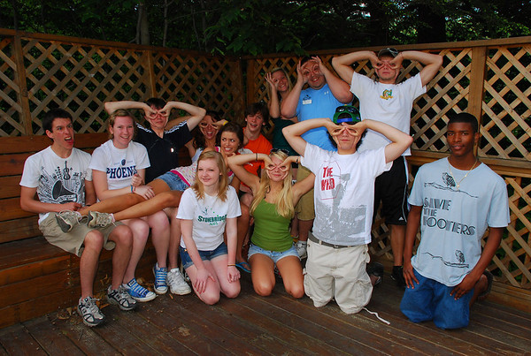 June 17th - Camp Group photos- Smuggs'