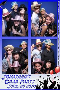 Jonathan's Grad Party